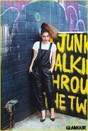 Glamour magazine I