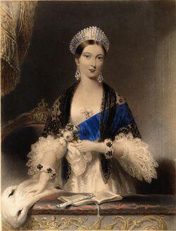 HRH Queen Victoria I