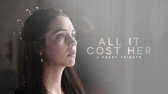 Mary Stuart All It Cost Her