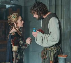 Nostradamus and Catherine