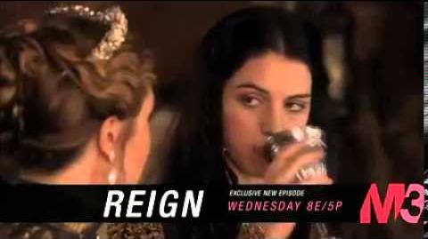 "Reign 1x05 ""A Chill in the Air"" Canadian Promo"