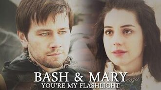 """► mary + bash """"and then I saw you"""" (+3x15)"""