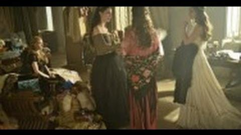 """Reign After Show Season 1 Episode 14 """"Dirty Laundry"""" AfterBuzz TV"""