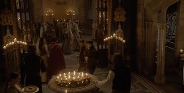First Light Banquette