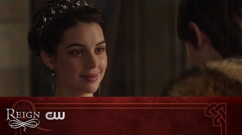 Reign Succession Scene The CW