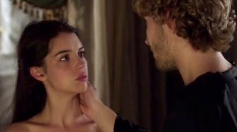 """Reign After Show Season 2 Episode 2 """"Drawn And Quartered"""" AfterBuzz TV-1413574895"""