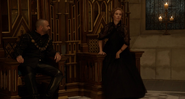 Kissed - King Henry n Queen Catherine I