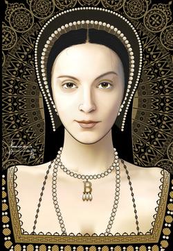 History's Anne Boleyn