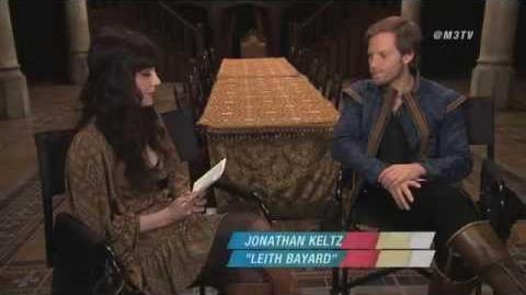 Reign Rapid Fire Jonathan Keltz