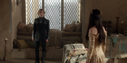 Toy Soldiers 00 - Mary Stuart n Francis I
