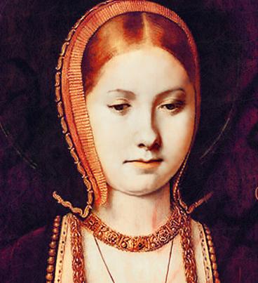 catherine of aragon daughter