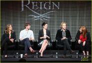 Reign Cast - July 30 I