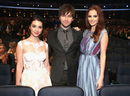 Delaide Kane n Torrance Coombs - People's Choice Award IV