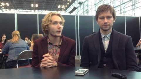 Toby Regbo and Torrance Coombs on Playing Francis and Bash on the CW's New Show 'REIGN'
