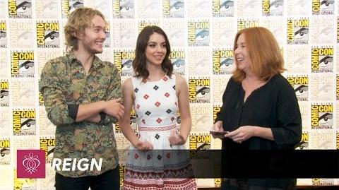Reign - Reign Comic-Con Fan Q&A Part 2