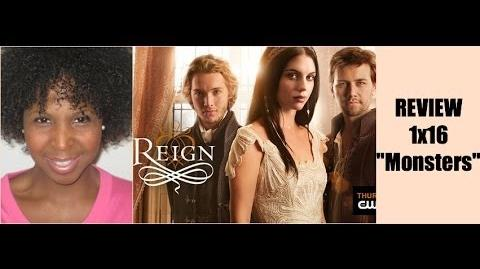 """Reign 1x16 Review """"Monsters"""""""