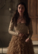 Mary Stuart's Fashion Style 2