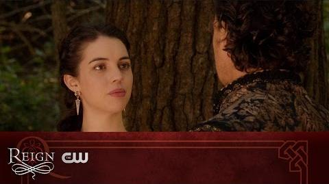 Reign The Hood and the Hare Scene The CW