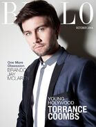 Bello Magazine - Torrance Coombs