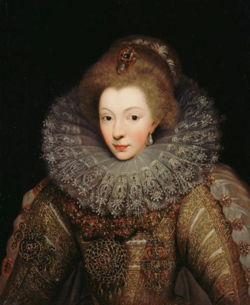 History's Catherine de Bourbont