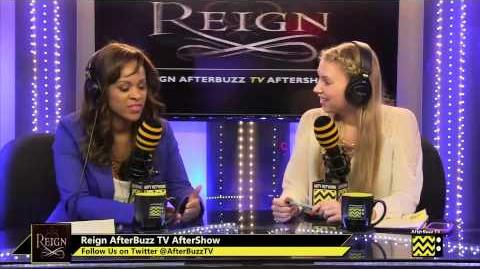 "Reign After Show Season 1 Episode 8 ""Fated"" AfterBuzzTV"