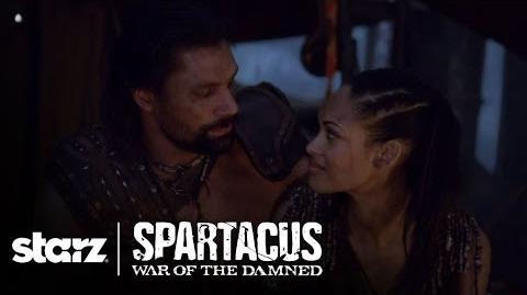 "Spartacus Episode 8 Scene Clip ""True Love"" STARZ-0"