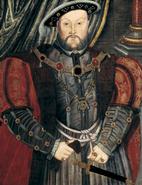 King Henry VIII - Painting I