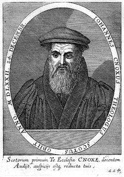 History's John Knox