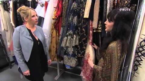 M3 Reign Wardrobe Interview