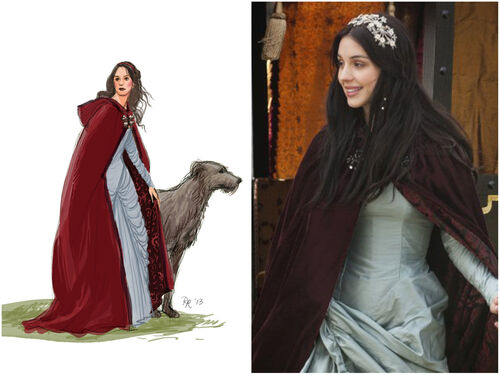 Fashion Style's of Reign 6