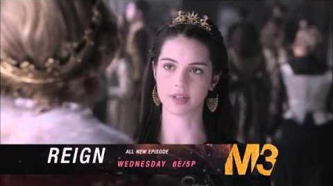 """M3 Reign """"Tasting Revenge"""" 02x16 Promo"""
