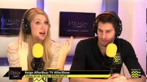 "Reign After Show Season 1 Episode 10 ""Sacrifice"" AfterBuzz TV-0"