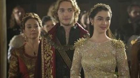 """Reign After Show Season 2 Episode 5 """"Blood For Blood"""" AfterBuzz TV-1"""