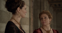 Consummation 18 Queen Catherine n Marie de Guise