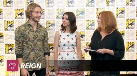 Reign - Reign Comic-Con Fan Q&A Part 1
