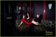 Reign Cast photoshoot I
