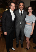 Adelaide Kane - 2015 Upfront After Party 1