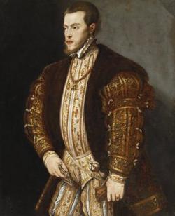 History's King Philip II of Spain