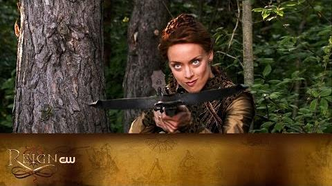 Reign Playing with Fire Trailer The CW