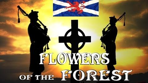 💥FLOWER OF THE FOREST💥SCOTS GUARDS💥BAGPIPES💥