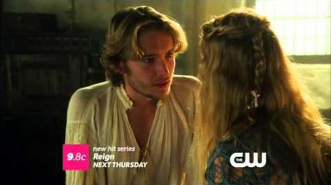 "Reign 1x05 Promo ""A Chill in the Air"""