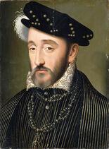 KIng Henry II of France