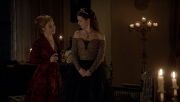 Queen Catherine's room2
