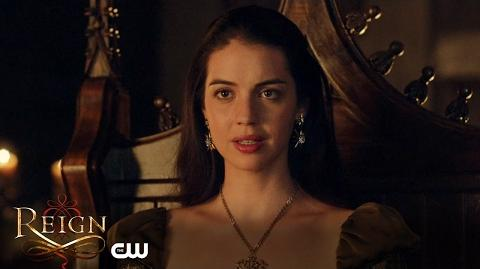 Reign A Better Man Scene The CW