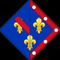 Coat of Armes françoise alencon