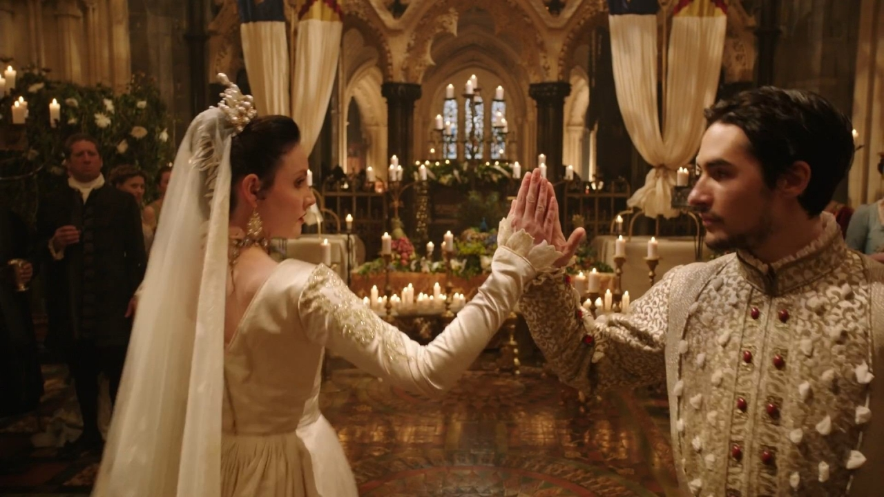Philip And Elisabeth S Wedding Reign Cw Wiki Fandom