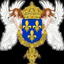 477px-CoA Henri II de Valois2