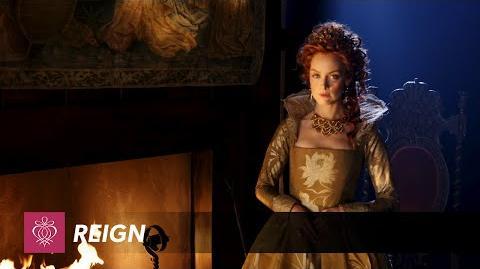 Reign Elizabeth Cometh Trailer The CW