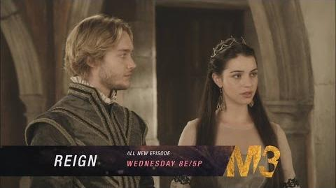 """M3 Reign - """"The Lamb And The Slaughter"""" Sneak Peek - Ep 2x04"""