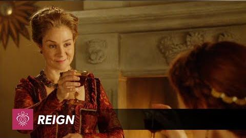 Reign Season 3 Interview Rachel Skarsten Megan My Hero The CW